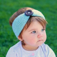 Avrupa ve Amerikan Bebek Saç Aksesuarları Başlık El Yapımı Headdress Yün Dokuma Bebek Kafa Bebek Kuyruklu Örme Kafa