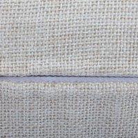 2021 17 * 17 cm Natürliche Leinwand Kissenbezug Un-Jyed Baumwolle Wurfkissenbezug Blankofa Kissen Casefor Handmalerei
