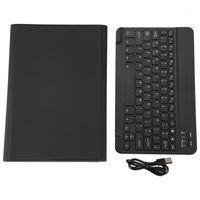 Teclado Mouse Combos Bluetooth 3.0 Black Wireless Durável Caso Ultra Slim Folio Folio Capa destacável para Huawei Mediapad M6 10,8 polegadas (202
