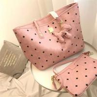Pink Sugao Lettera Lettera Le Borse Due PC Set Set di alta qualità per la ragazza Borse a tracolla Borse a tracolla 3color Disponibile Sacchetto di vendita calda disponibile Stile di modo 2020