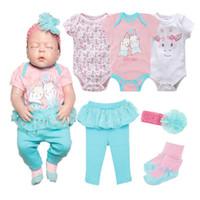 Kavkas baumwolle cartoon baby mädchen junge kleidung set kurzarm sommer säugling mädchen kleid anzug stickerei kleinkind mädchen body sets z1214