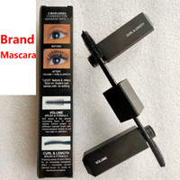Brand Brand Black Two Head Brush Mascara Lashes Lashes Mascara Masical Virl Curl طول Cruling Extening 8.5ML