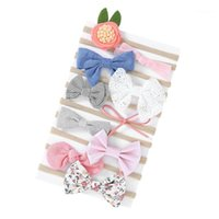 Children' s Hair Accessory Hair Ring Paper Card Combinat...