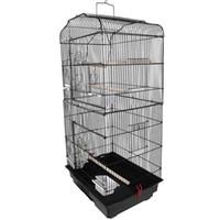 """37 """"Pájaro loro jaula canario parakeet Cockatiel Love Finch"""