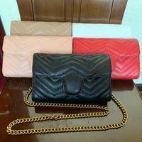 Nova Chegada Mulheres Pequeno Saco De Ombro Mulher Sling Preto Feminino Moda Hit Color Handbags Messenger Satchel Tote Crossbody Bag