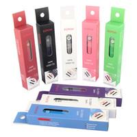 UGO T2 510 резьба для вешевых батареи Vape Battery E Cigarettes VAGES Батареи 900 мАч Регулируемое напряжение аккумуляторные вариаторные наборы наборных наборов для пингов. Двойной зарядки