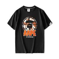 2021 Sommer Neues Kurzarm Halbhülse T-Shirt für Männer