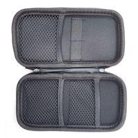 Ucuz Fiyat X6 Fermuar Durumda Çift Ego Evod X6 Çanta Çanta V8 Vape Kalem 22 Kutu Mod Araçları Kiti Buharlaştırıcı E Sigara Deri Kılıf