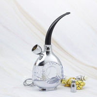Glas Wasserbongs Multifunktionale bunte leichte Wasserfilterpfeife Tabakzigarette
