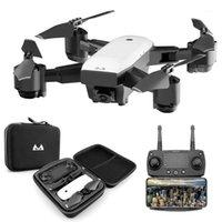 SMRC S20 DRONE 5MP 720P 120Wide-Winkel AITITI5 Hold Headless RC Spielzeug RC Hubschrauber Quadcopter Faltbare Drohnen mit Kamera HD1