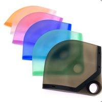 Maskeler Durumda Maske Saklama Klip Tutucu Yüz Katlanabilir Silikon Çanta Taşınabilir Maske Saklama Kutusu Tek Kullanımlık Organizatör Toz Geçirmez WQ455