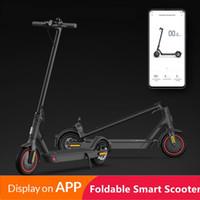 Electric ScooterPro Smart E Scooter Skateboard Mini Faltbare Hoverboard Longboard Erwachsener 45km Batterie