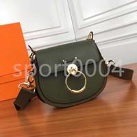 2021 Luxus Designer Handtasche Frauen Taschen Designer Echtes Leder Satteltasche Damen Clutch Geldbörse Umhängetasche Für Frau Crossbody Bag