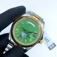 Watchbr-u1 Tag Datum Herrenuhren Womens Dame Uhren Wasserdichte Mechanische Automatische Austern Armbanduhren Uhr Uhr