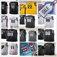 Personalizado Impresso Novo 2 Taurano 00 Rodions Príncipe Kurucs Bruce Deandre 6 Brown Nicolas Timothe Claxton Luwawu-cabarrot Landry Shamet jerseys