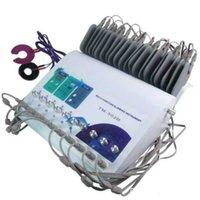 فعالة TM-502B التخسيس آلة فقدان الوزن EMS العضلات مشجعا الكهربائية آلة الأمواج الروسية ems مشجع العضلات الكهربائية