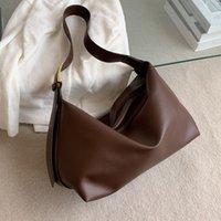 Borse a tracolla in pelle PU morbida in pelle PU grande capacità 2020 borse a tracolla nera borse Trending lux ladies borsa a mano borsa