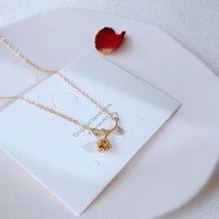 Girodisti Minimalist Rose Floral Choker Choker Zircon Collana Strass per anniversario Ciondolo di nozze di San Valentino 132