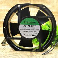 Brandneue Hohe Qualität A2175-HBL TC.GN 220V 50 / 60Hz 0,11 / 0.11AMP-Kühler-Luft-Lüfter