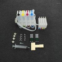 Kits de recarga de tinta para 954 954xl Ciss System OfficeJet Pro 8730 8740 8735 8715 8720 7720 impresora1