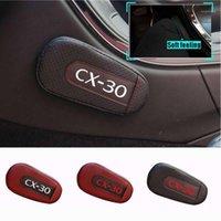 Cuscino di cuscino in pelle di alta qualità Ginocchiera per cuscinetto per carpentini per auto PAD A Bracciolo Interni Accessori per auto per CX301