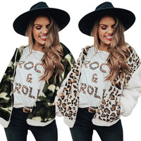 Womens Autumn And Winter Casual Warm Comfort Long Sleeves Co...