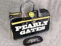 Marka Yeni İnci Kapıları Golf Giyim Çanta Siyah Inci Kapıları Golf Ayakkabı Çanta PG Golf Çantası EMS Nakliye