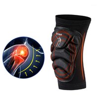Set Sports Knee Pads Mountain Bike Cycling Protection Dancin...
