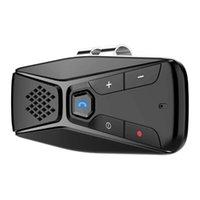 Bluetooth Araç Kiti Tioodre Handsfree Hoparlörlü Mikrofon 5.0 Otomatik Kapatma Otomatik Bağlantı