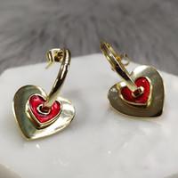 Tropfenohrringe Koreanische Ohrringe Modeschmuck für Frauen Individuelle Schmuck Luxus-Styles Weihnachtsgeschenke für Liebhaber