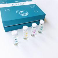 جديد أكوا تقشير مصل الحلوم الجلد نظيفة جوهر المنتج ل هيدرا الوجه الأكسجين آلة الجلد الجلدي