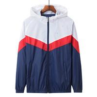 mens women jackets good quali100% cotton long sleeve zipper casual slim Asian size regular natural color uiujd thsirt sweat tytdhd0d