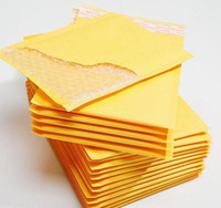 120 * 180mm kraft papel bolha envelopes bolsas bolso mala mala direta de envio de envio de envio de envelope suprimentos f bbyijs soif