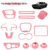 Pink Central Steering Wheel Gear Iinterior Trim Kit for Dodg...