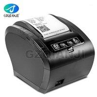 프린터 열 영수증 프린터 80mm 58mm 자동 커터 300mm / s 바코드 로고 USB 이더넷 블루투스 WiFi Bill1