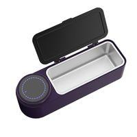Máquina de limpieza ultrasónica Hogar Pequeña gafas de joyería Limpiador MK 188