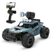 DEARC DE36W WiFi RC автомобиль с камерой HD 720P FPV RC автомобильные игрушки для детей 20 км / ч высокоскоростной дрейфующий гоночный грузовик Bucgy 201209