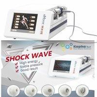 EDSWT Низкотехническая ударная волна для лечения / портативных физических радикальных ударных волн.