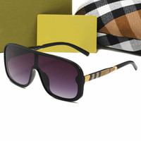 أعلى طراز المملكة المتحدة 4167 النظارات الشمسية للسيدات الرجال تصميم جديد نمط كبير مربع رائعة الأزياء الظل نظارات غنجل النظارات