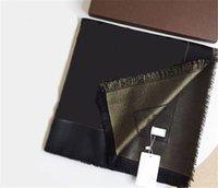 Cashmere + Silberfaden, Blended Top-Design des Winters hochwertiger Wollschal High-End-Wollschal High-End-Frauen-Frod-Schal 140 * 140cm