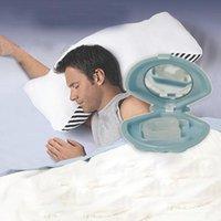 Alta Qualidade Não-Tóxico Mini Anti Snore Equipamento Resistente Rnoring Clipe De Nariz Confortável Ponto de Plástico Rnore