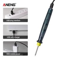 Hand & Power Tool Accessories 5V 8W Portable USB Soldering Iron Pen Mini Tip Adjustable Temperature Electric Powered Station Welding Repair