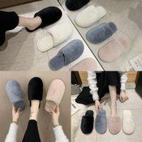 0hnp2 HOT SALE Plush High quality Boots WGG cotton slipper Luxurys slipper korean Men Women's Womens slippers And letter designer Warm