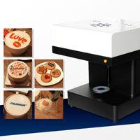 Coresun Café Impressora Bolo Máquina Inkjet Impressora Selfie Máquina de Impressão de Café com Tinta Comestível1