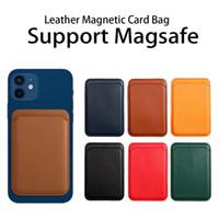 Поделиться, чтобы быть партнером Сравнить с похожими предметами кожаный кошелек с Magsafe PU кожаный магнитный телефон кошелек чехол для iPhone