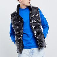 Aşağı Ceket Kış Ceket Yelek Aşağı Parkas Ceket Kapşonlu Su Geçirmez Erkekler ve Kadınlar için Rüzgarlık Hoodie Ceket Kalın Sıcak Giyim