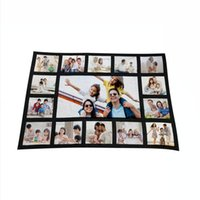125*150cm Sublimation Thermal Fleece Blanket Heat Print Fabr...