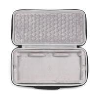Duffel-Taschen Schutz Hartschalengehäuse für Asus ROG Magician 68-Key Mechanische drahtlose Gaming-Tastatur Aufbewahrungsbox Handtasche