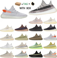 2020 ISRAFIL Kaney West V2 Cinder Static Mens Donne Scarpe da corsa Zebra Zebra Zyon Desert Marsh Sage Terra Ash Blue New Sports Sneakers Cla D4KB #