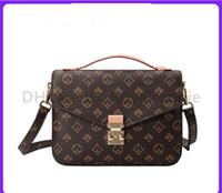 Hohe Qualität 2021 Best Luxurys Designer Taschen Messenger Bag Frauen Totes Mode Taschen Vintage Druck Umhängetaschen Klassische Crossbody Bag